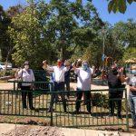Mejoramiento de la Plaza Gabriela Mistral