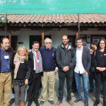Junto a Dirigentes Comunales en Seminario de Seguridad